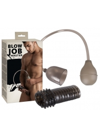 Мастурбатор-помпа Blow Job Master - Orion - #SOTBIT_REGIONS_UF_V_REGION_NAME# купить с доставкой