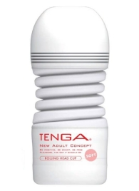 Мастурбатор TENGA Rolling Head Cup Soft - Tenga - #SOTBIT_REGIONS_UF_V_REGION_NAME# купить с доставкой