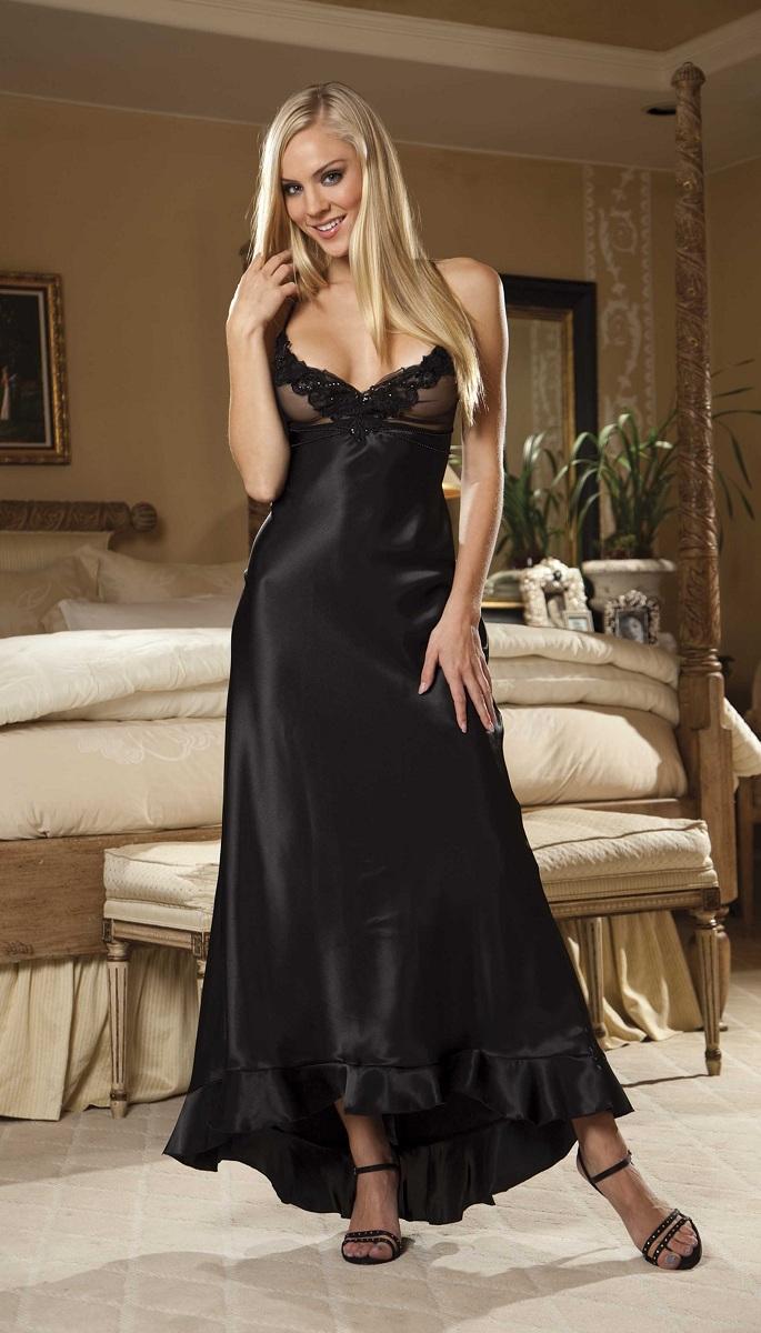 Эротические фото длинные шелковые платья, женские сисечки видео